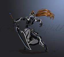 Black Armor by Ihha