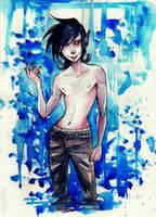 Commission: Yuji by RaatoRotta