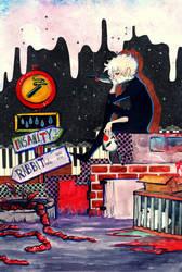 down to the rabbit hole by RaatoRotta