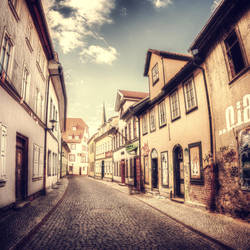 Erfurt by Ditze
