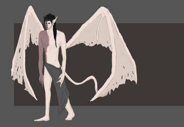 Devilish by TeddyLama