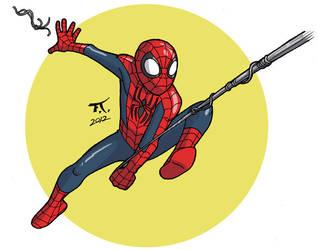Spider-Man by PsychoCaptain