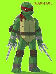 Raphael by PsychoCaptain