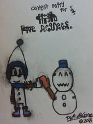 Snow Buddies by PikPikPokemon