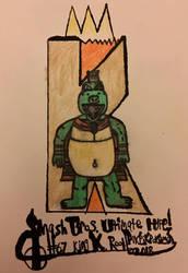 Prepare for Smash: #67 - King K. Rool by PikPikPokemon