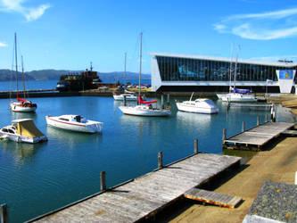Safe harbor by BinaryCon