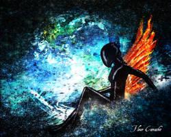 Angel of Destruction by FleurCamacho