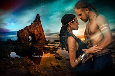 Under the Stars by FleurCamacho