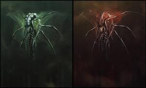 Swamp Kites by Beanjamish