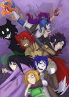 MitP SS08 - Cat Legend Cast by Beanjamish