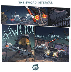 Sword Interval 132 - Smoke in your Eyes by Beanjamish