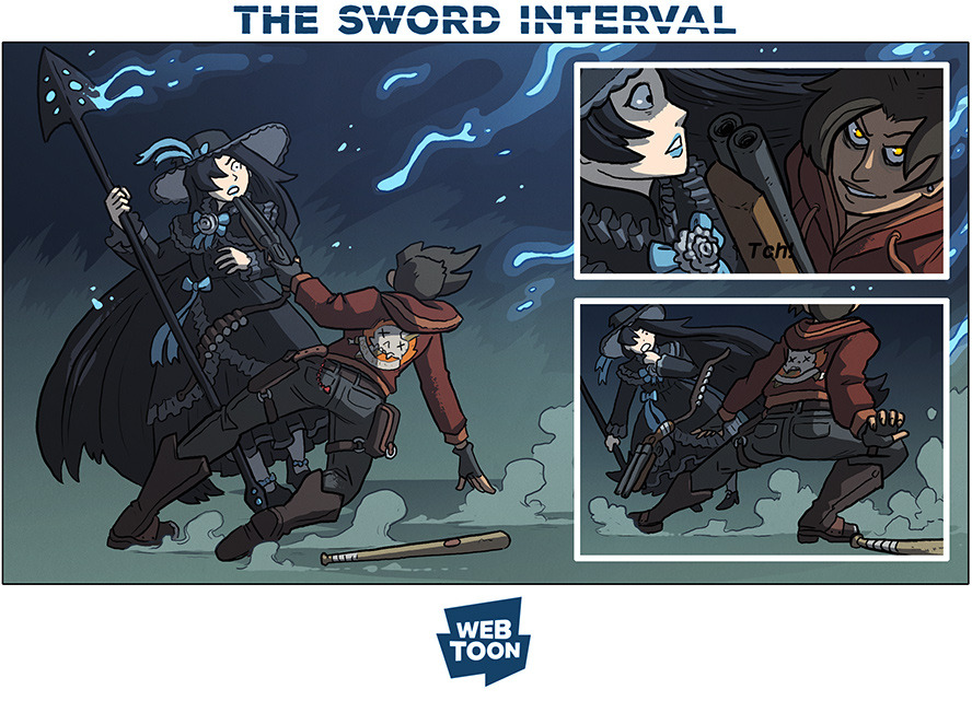 Sword Interval 135 - Up to Bat by Beanjamish