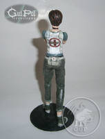 SCULPTURE REBECCA CHAMBERS RESIDENT EVIL 0 by dopellgersec