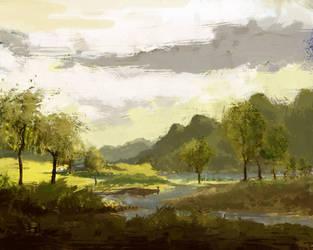 juicy greenland by CreaSdOutlineR