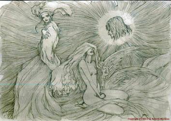 Herodiade by amleth-machina