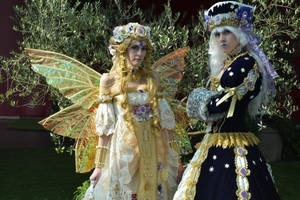 Sakizo-Frau and Sylph by LovelySary