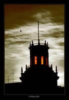 The Mail Castle by lobur