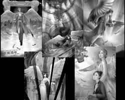 Angel by hiliuyun