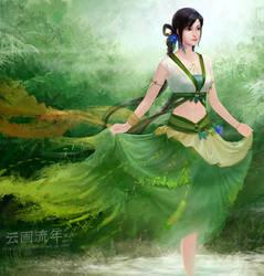 gu jian qi tan 13 by hiliuyun