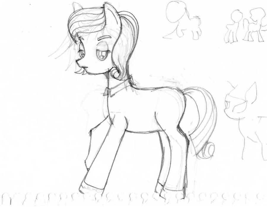pony chafa by Alptraumkrieger
