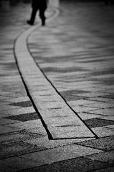 Let nobody cross your path by tom2strobl