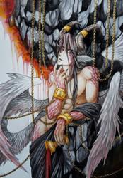 XV - The Devil - Persona by Liorio