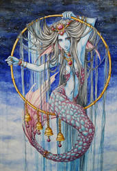 XVII - The Star - Persona by Liorio