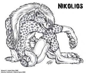 Nikolios by Emryswolf