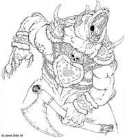 Slayer by Emryswolf