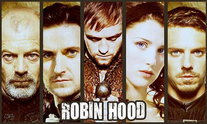 Robin Hood Header by nim4
