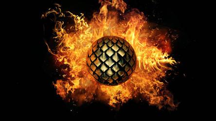 Fireball by MalteBlom
