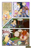 LoL Comic Contest: Love and Lux by Chyana