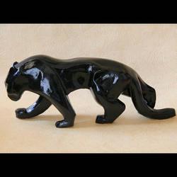 black panther by shizuka10