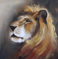 Lion by shizuka10