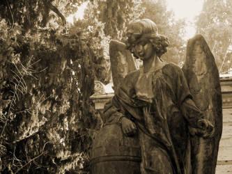 Verano Monumental Cemetery of Rome Italy 01 by PietrOtelloRomano