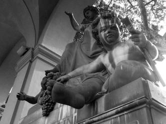 Verano Monumental Cemetery of Rome 03 by PietrOtelloRomano