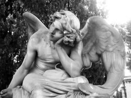 Verano Monumental Cemetery of Rome 04 by PietrOtelloRomano