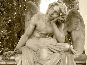 Verano Monumental Cemetery of Rome 05 by PietrOtelloRomano