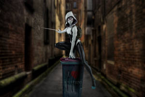 Gwen by Dzimages