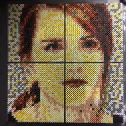 WIP 4 Emma Watson by MaryJaneee