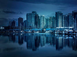 Vancouver - Wallpaper by MichelLalonde