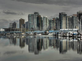 Vancouver HDR Wallpaper by MichelLalonde