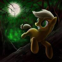 Applejack: Run! by averagedraw