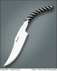 Rebar Knife by Logan-Pearce