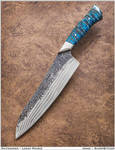 Land Before Time Kitchen Knife by Logan-Pearce