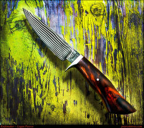 Hunting Knife by Logan-Pearce