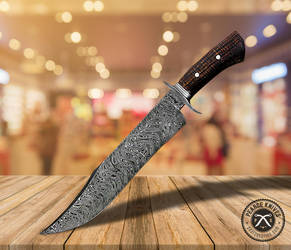 Pearce Bowie Knife by Logan-Pearce