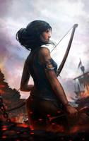 Tomb Raider reborn by WhiteLeyth