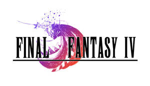 Final Fantasy IV - Cecil Logo by rafaelventura