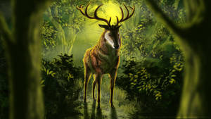 King of the Woods by WoelfinNishi